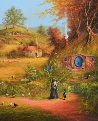 hobbiton-lord-of-the-rings-inspired-artwork-from-the-magical-realm-ray-gilronan